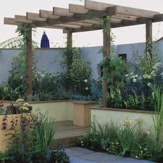 Best 25+ Small Deck Designs Ideas Only On Pinterest | Small Decks inside Raised Decking Ideas For Small Gardens
