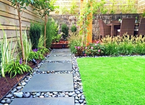 Best 25+ Small Yard Design Ideas On Pinterest   Side Yards, Narrow for Garden Designs For A Small Backyard