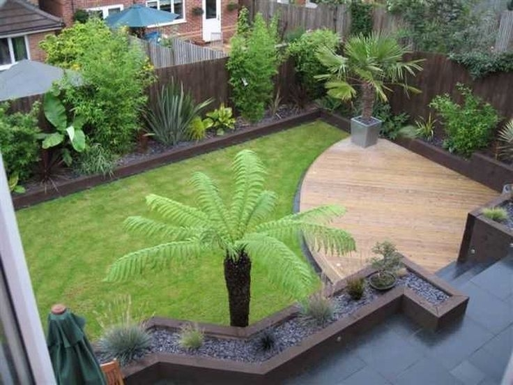 Garden Landscaping Ideas For Small Gardens - Garden Design