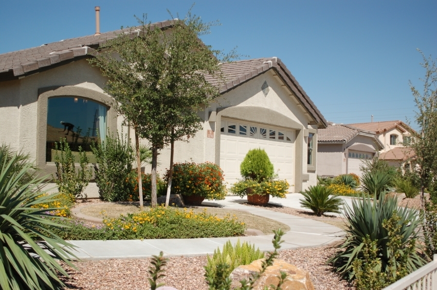 Create A Beautiful Landscape That Uses Less Water!   Front Yards with regard to Desert Landscaping Ideas For Small Front Yards