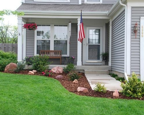 Dos And Don'ts Of Front Yard Landscape | Low Maintenance with Easy Landscaping Ideas For Small Front Yard