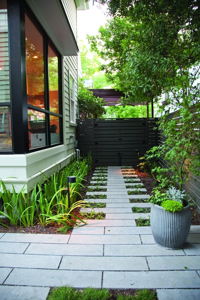 Dream Big But Take Small Steps | Features | Bozemandailychronicle with Landscaping Ideas For A Small Side Yard