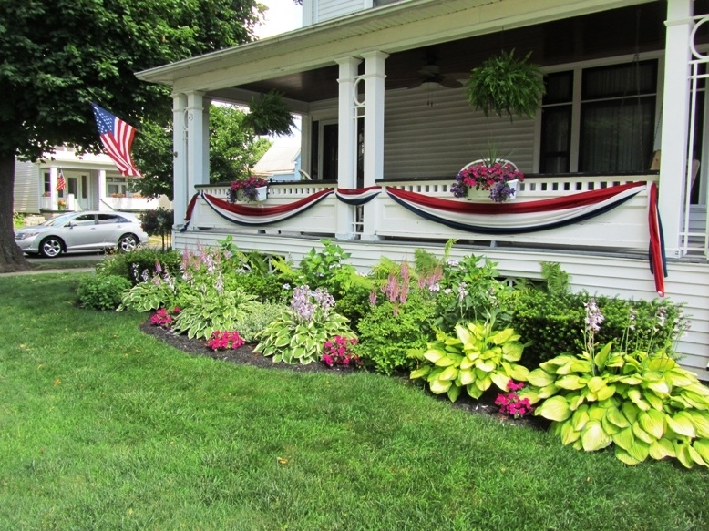 Front Yard Landscape Ideas For Ranch Style House | Landscaping in Landscaping Ideas For Front Yard Ranch Style Home
