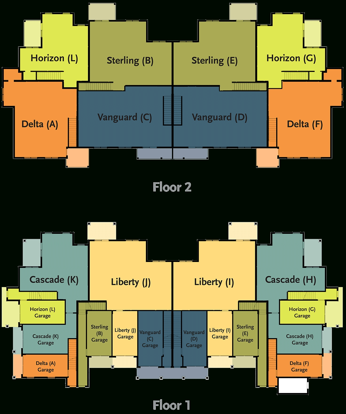 Garden Apartments Building Layout - Deerfield Place, Utica, Ny within Garden Apartment Floor Plans