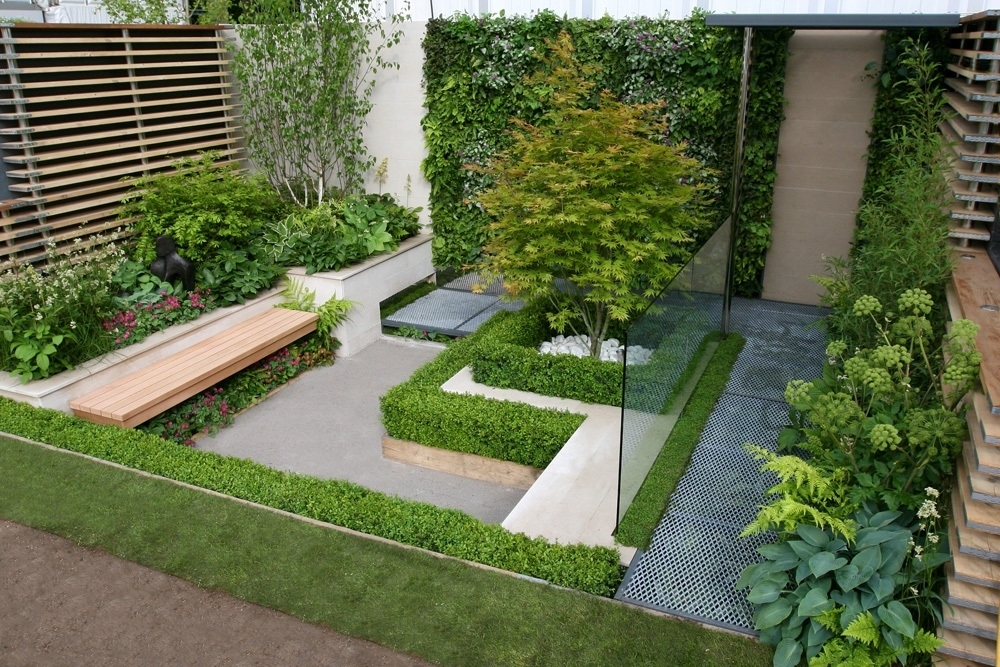 Garden Design Ideas For Small Gardens - Garden Design