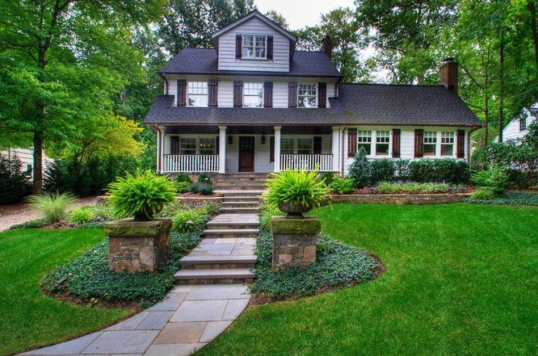 Great Landscaping Ideas For The Front Yard – Wilson Rose Garden intended for Landscaping Ideas For Front Yard With Hill