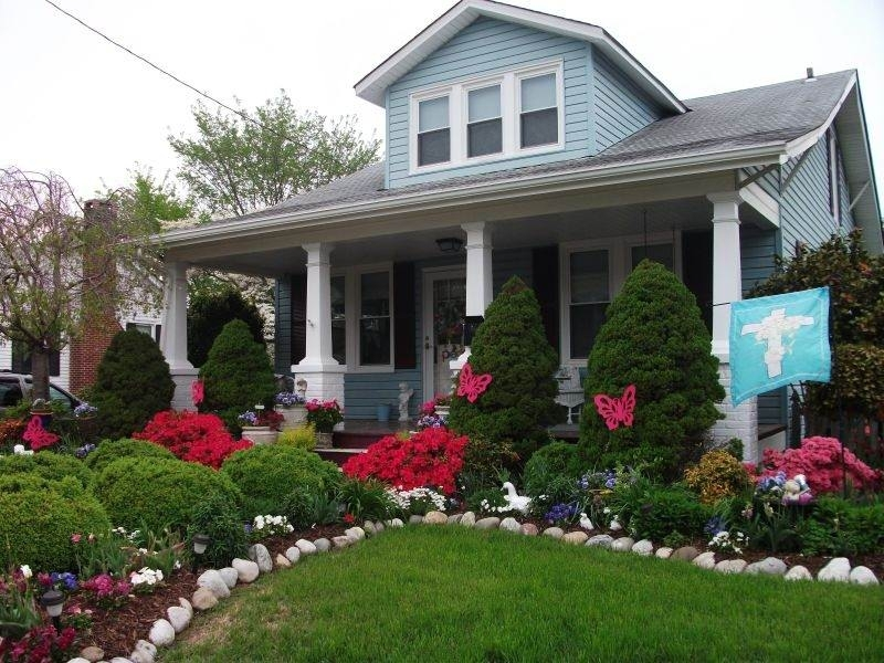 Landscape Ideas For Front Yard With Full Sun - Best Garden Reference in Landscaping Ideas For Front Yard Full Sun