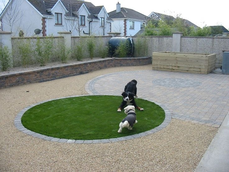 Landscaping Ideas For Small Dog Friendly Gardens Landscape Ideas in Landscaping Ideas For Small Yards With Dogs