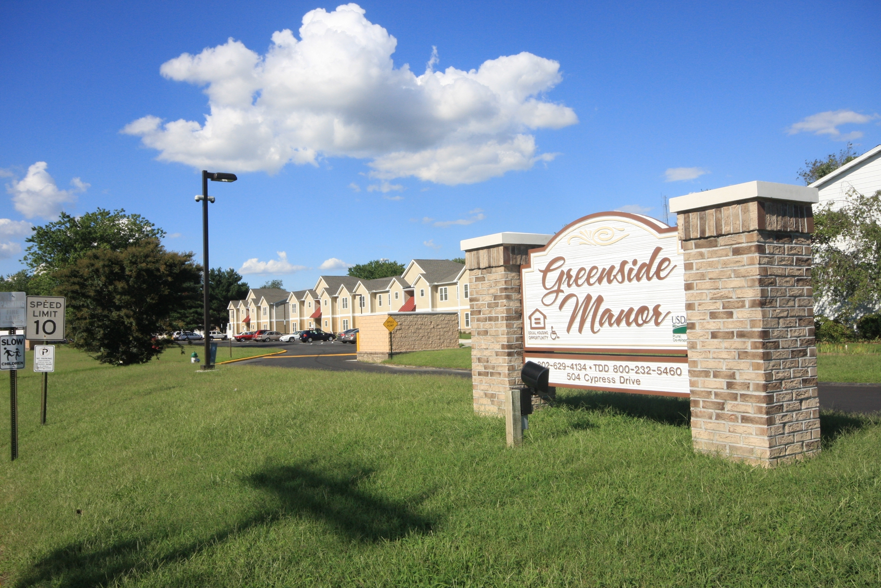 Low Income Housing In Sussex County, De Affordable Housing Online in Laurel Gardens Apartments