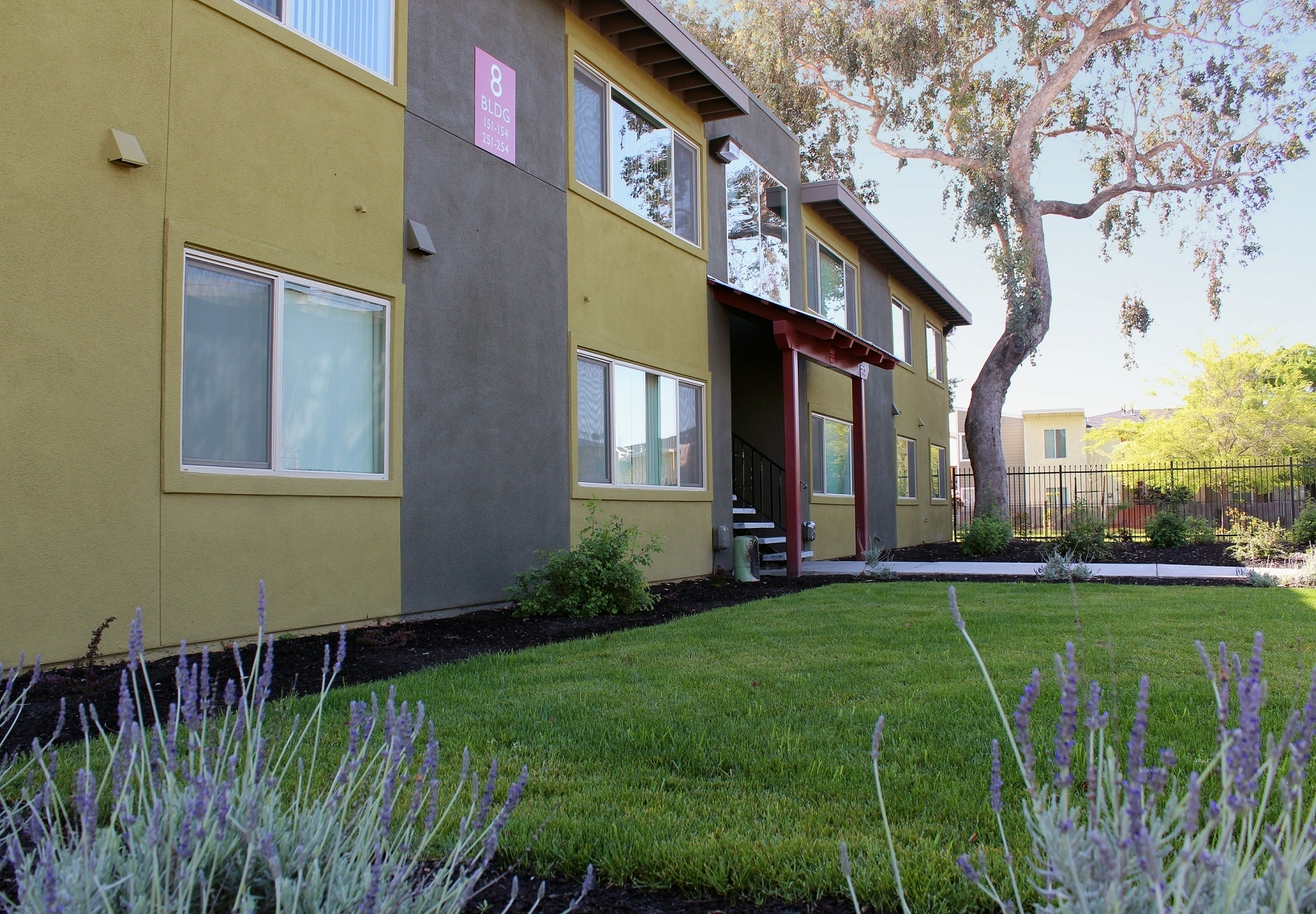 New Sec. 811 Funding Used At California Development| Housing inside Garden Village Apartments