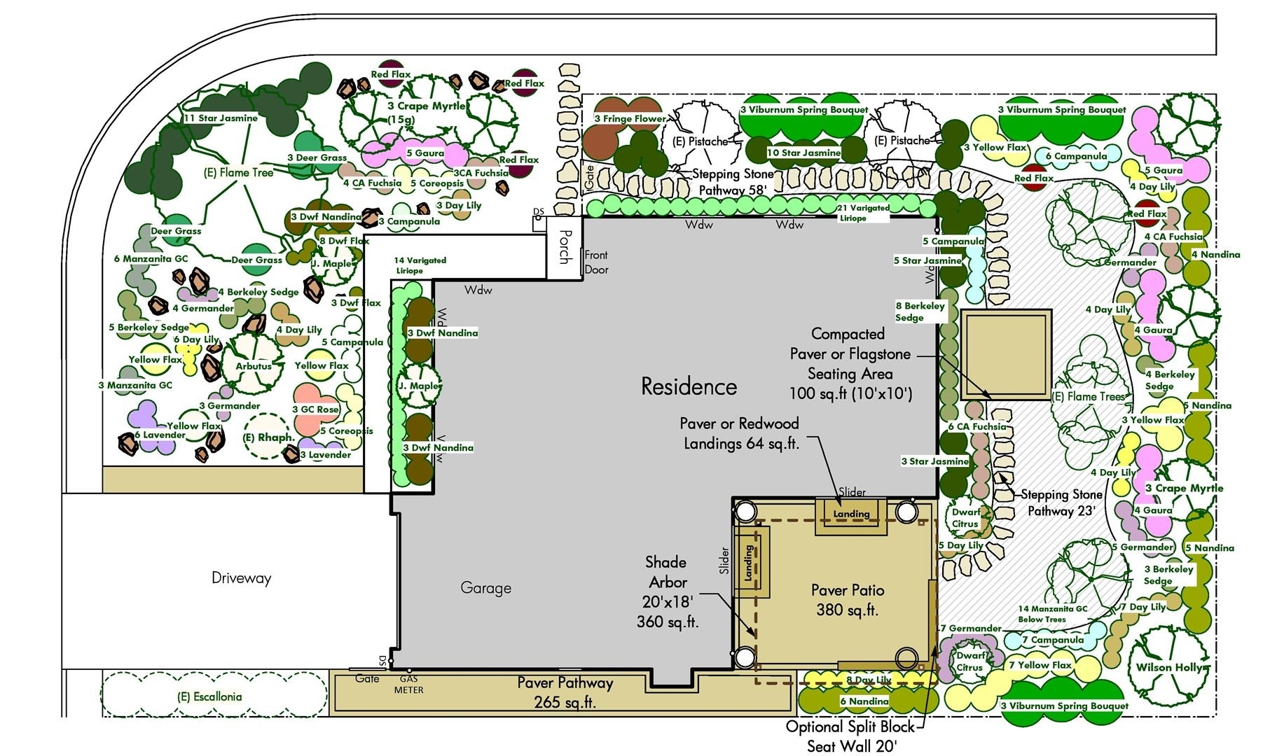 Olive Garden Floor Plan Image Collections - Home Fixtures pertaining to Best Layout For Apartments Garden Grove Design Ideas