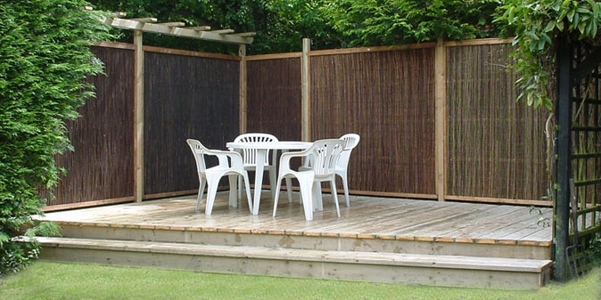 Photo Gallery Of Raised Decking By Topdeckuk pertaining to Raised Decking Ideas For Small Gardens