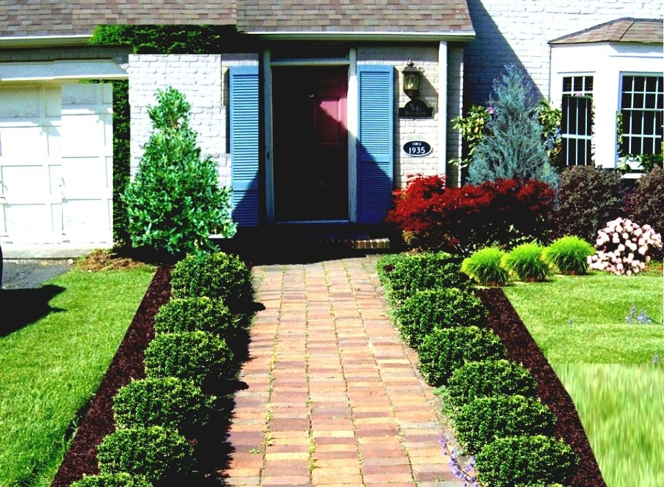 Ranch Style Home Landscaping Ideas For Front Yard for Landscaping Ideas For Small Ranch Style Homes Front Yard