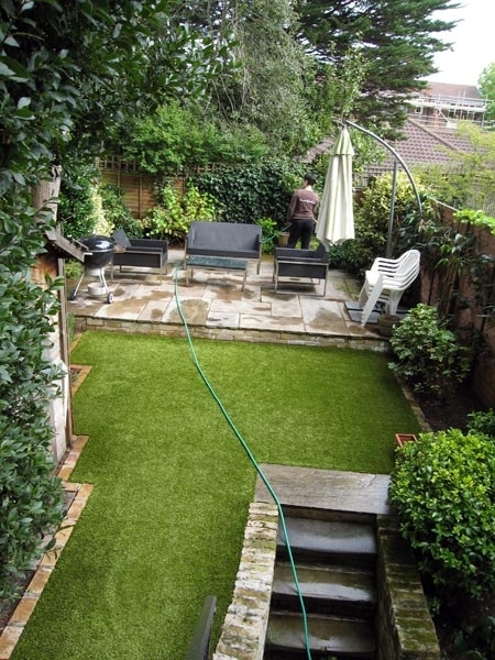 Simple Small Garden Ideas | Garden Design intended for Gardens Designs For A Small Garden