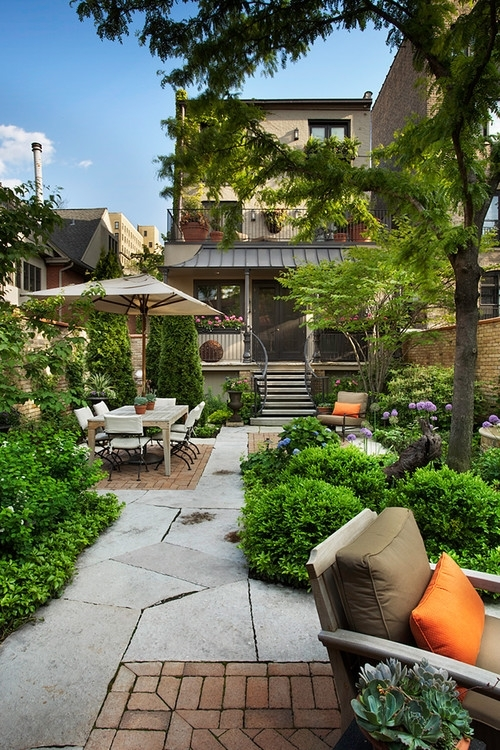 Small Backyard Ideas No Grass - Add Value To Your Home with regard to Small Backyard Landscaping Ideas No Grass