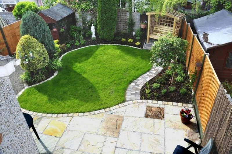 Small Gardens Ideas – Erikhansen with Gardens Designs For A Small Garden