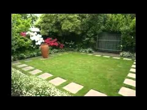 Square Garden Design - Youtube within Garden Design For Small Square Gardens
