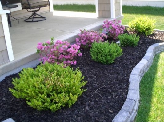 Top 25+ Best Cheap Landscaping Ideas Ideas On Pinterest   Cheap in Inexpensive Landscaping Ideas For Small Front Yard