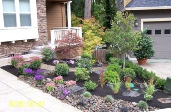 Top 25+ Best Small Front Yard Landscaping Ideas On Pinterest with Garden Plan For Small Front Yard