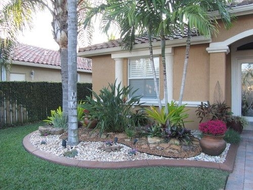 Top 25+ Best Small Front Yards Ideas On Pinterest   Small Front regarding Rock Garden Designs For Front Yards
