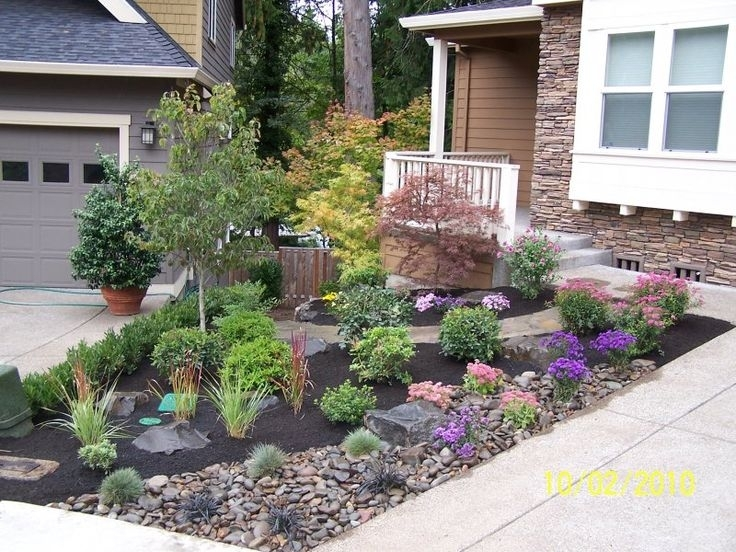 Top 25+ Best Small Front Yards Ideas On Pinterest | Small Front regarding Rock Garden Designs For Front Yards