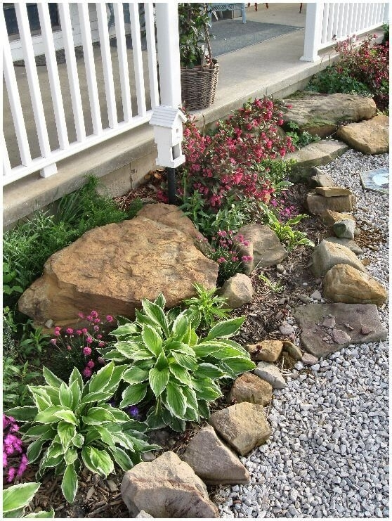 Top 25+ Best Small Front Yards Ideas On Pinterest | Small Front within Landscaping Ideas For Small Flower Gardens