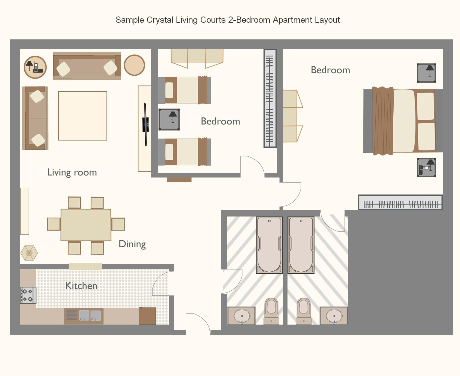 Unique Apartment Furniture Layout Ideas Tiny Studio Apartment with regard to Best Layout For Garden Home Apartments Design Ideas