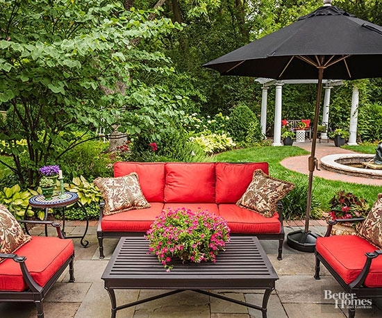 Yards With No Grass pertaining to Small Backyard Landscaping Ideas No Grass