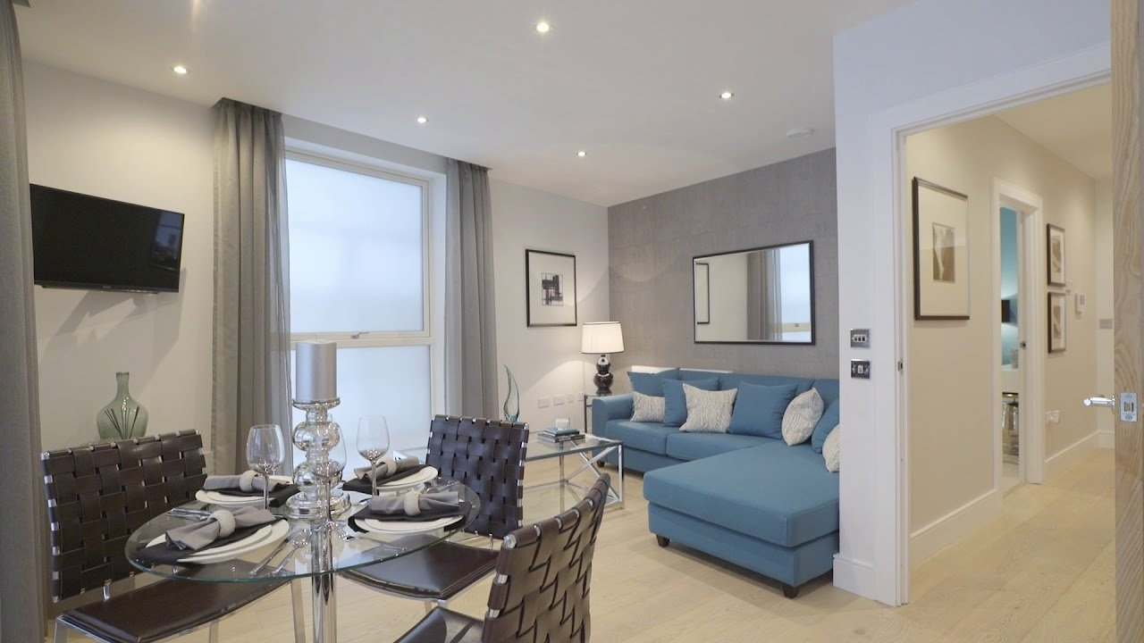 1 Bedroom Apartments - Taylor Wimpey Emerald Gardens, Richmond with Taylor Gardens Apartments