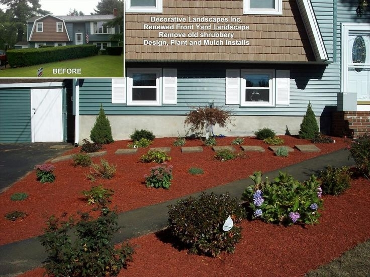 12 Best Raised Ranch Landscaping Images On Pinterest | Front Yard pertaining to Landscaping Ideas For Front Yard Raised Ranch