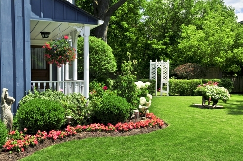 12 Best Shaded Front Yard Landscaping Ideas | Walls-Interiors in Landscaping Ideas For Front Yard Shade