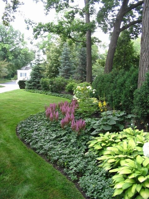 152 Best Landscaping Design Ideas Images On Pinterest throughout Landscaping Ideas For Front Yard Shade