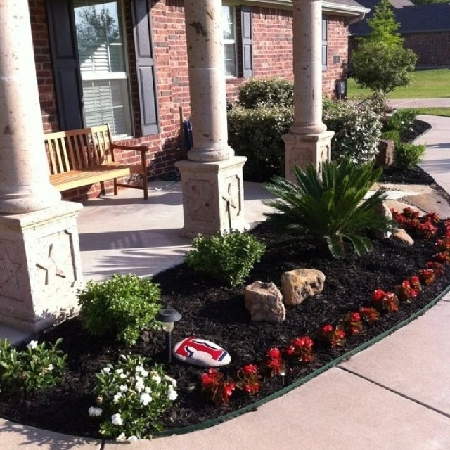 19 Best Front Landscaping Ideas Images On Pinterest   Landscaping for Landscaping Ideas For Front Yard Window