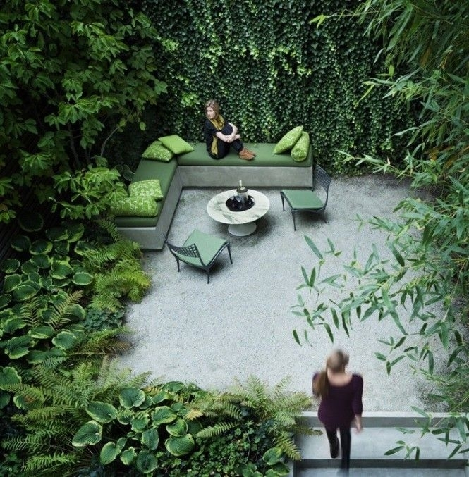 195 Best Tuin Images On Pinterest | Garden Ideas, Modern Gardens intended for Garden Design Ideas For Small Shade Gardens