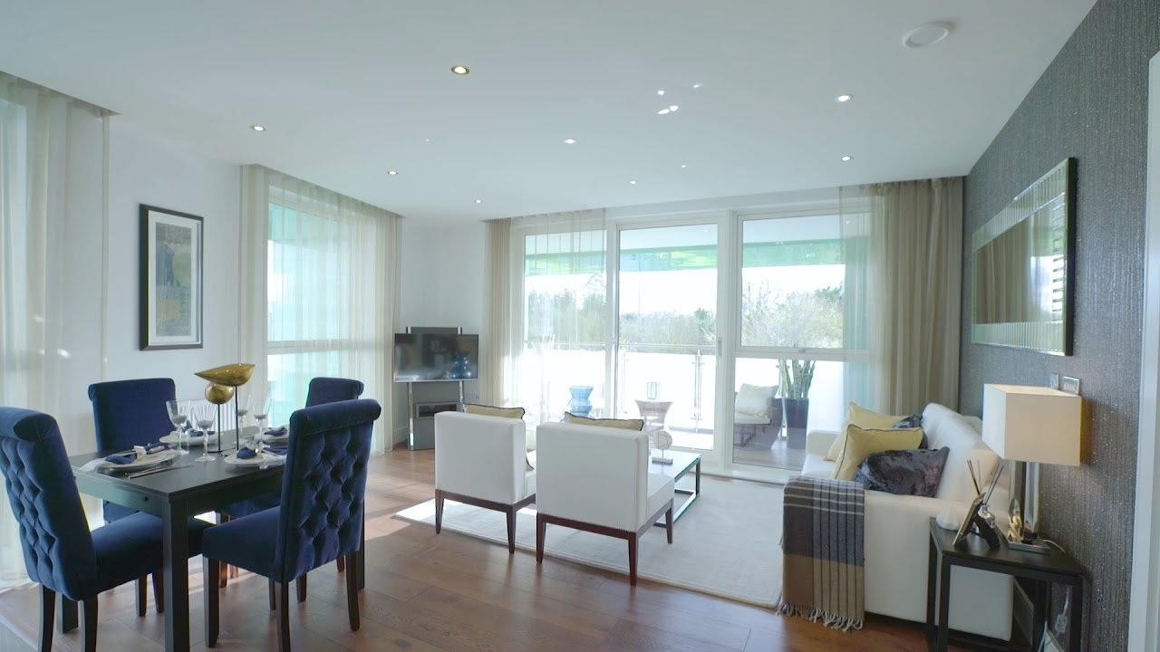 2 Bedroom Apartments - Taylor Wimpey Emerald Gardens, Richmond within Taylor Gardens Apartments