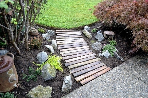 20 Of The World's Most Beautiful Diy Garden Path Ideas with Paving Designs For Small Garden Path