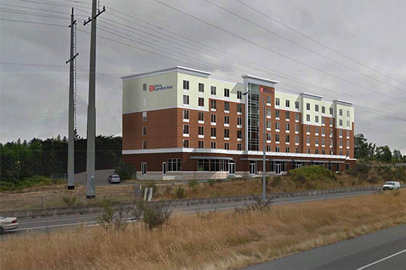 $26 Million Hotel Being Built In Lynnwood's City Center throughout Lynnwood Garden Apartments