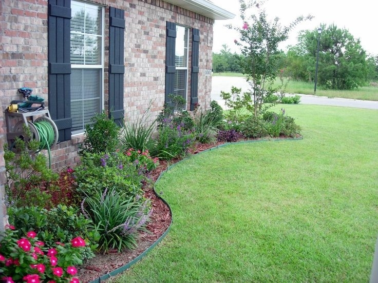 27 Best Front Yard Garden Images On Pinterest | Landscaping Ideas for Flower Garden Ideas For The Front Yard