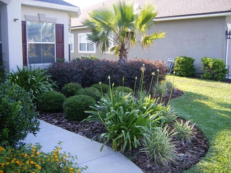 363 Best Small Front Yard, No Lawn Images On Pinterest intended for Landscaping Ideas For Front Yard Zone 7