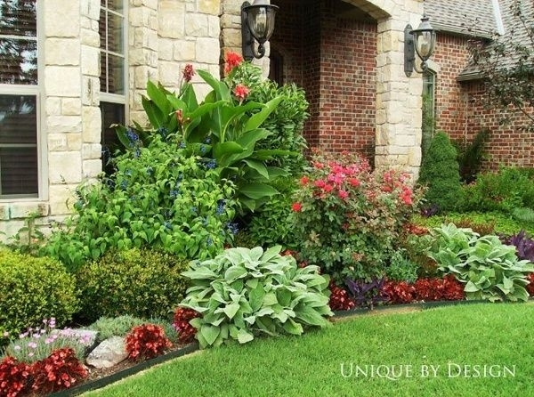 404 Best Front Yard Landscaping Ideas Images On Pinterest in Flower Garden Ideas For The Front Yard