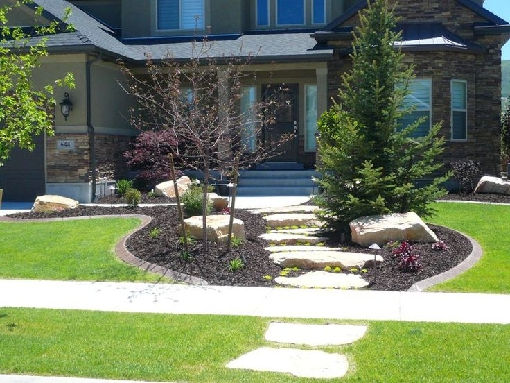404 Best Front Yard Landscaping Ideas Images On Pinterest with regard to Garden Ideas For The Front Yard