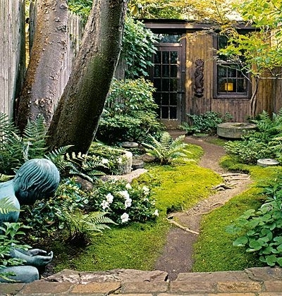 64 Best Gardening - Shade Images On Pinterest | Gardening, Shade with Garden Design Ideas For Small Shade Gardens