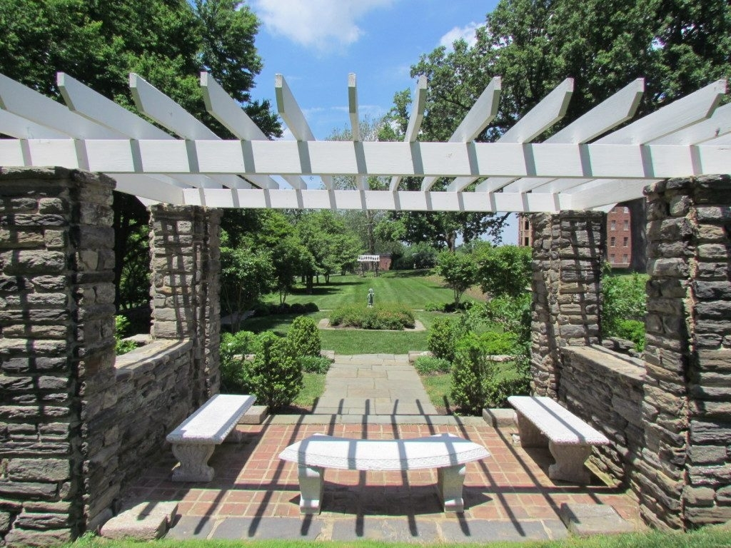 Alden Park Apartments Formal Gardens Restoration – Philadelphia pertaining to Park Garden Apartments