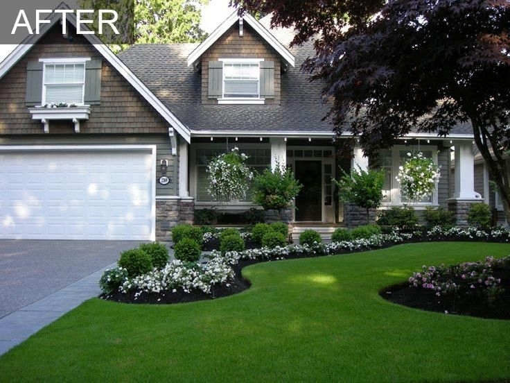 Best 10+ Front Yards Ideas On Pinterest   Yard Landscaping, Front with Flower Garden Ideas For Front Yard