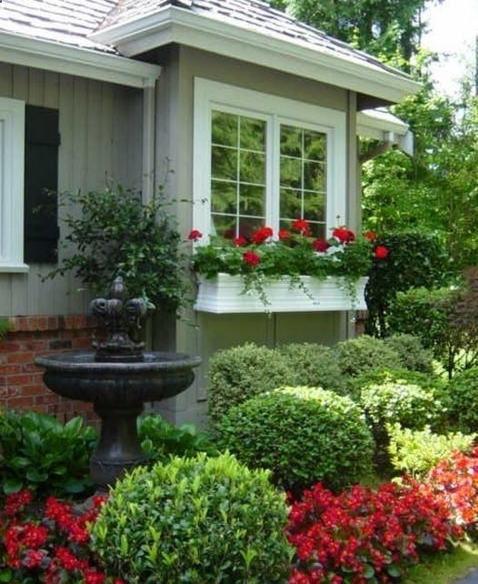 Best 10+ Ranch Landscaping Ideas Ideas On Pinterest | Ranch House pertaining to Landscaping Ideas For Front Yard Raised Ranch