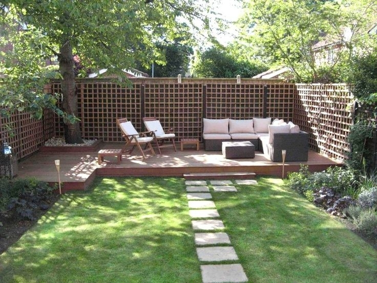 Best 10+ Small Backyard Landscaping Ideas On Pinterest | Small in Small Backyard Landscaping Ideas Landscaping 4 Home