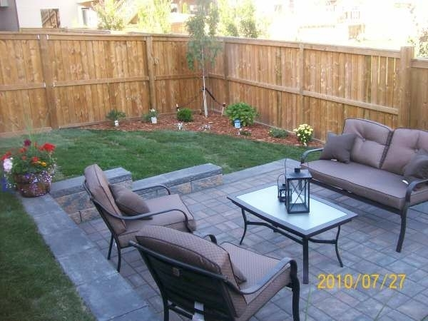 Best 10+ Small Backyard Landscaping Ideas On Pinterest | Small pertaining to Landscaping Ideas For Small Backyard With Patio