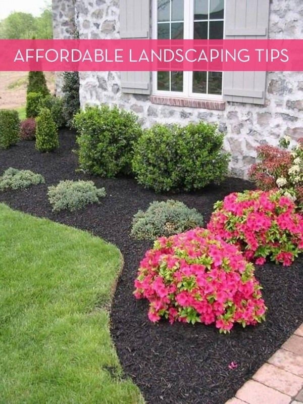 Best 20+ Front Yard Landscaping Ideas On Pinterest | Yard throughout Simple Garden Ideas For Front Yard