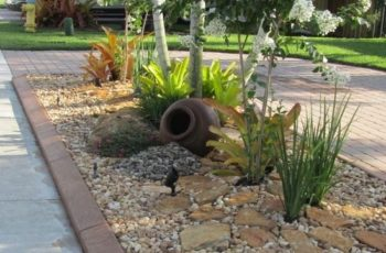 Best 20+ Rock Yard Ideas On Pinterest   Yard, Rock Pathway And within Rock Garden Ideas For Small Front Yard