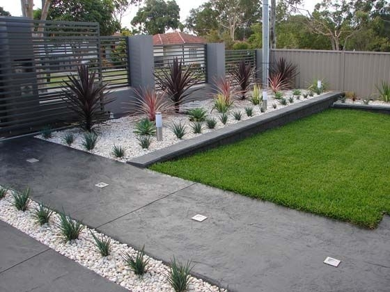 Best 25+ Cheap Landscaping Ideas For Front Yard Ideas On Pinterest regarding Hard Landscaping Ideas For Small Front Gardens